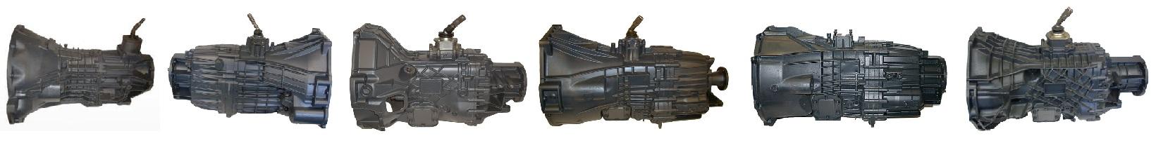 Quality Rebuilt ZF Transmission.