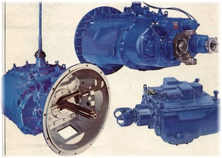 Rebuilt Spicer Truck Transmissions & Spicer Auxiliary