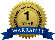 One Year Unlimited Mileage Warranty on Rebuilt Units.